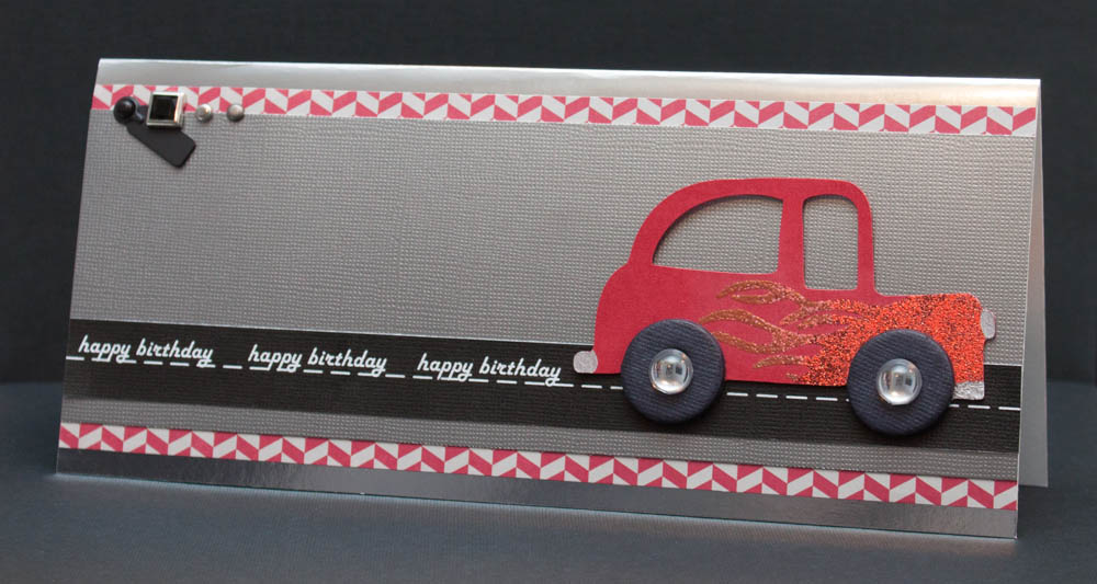 A Card For The Car Lover